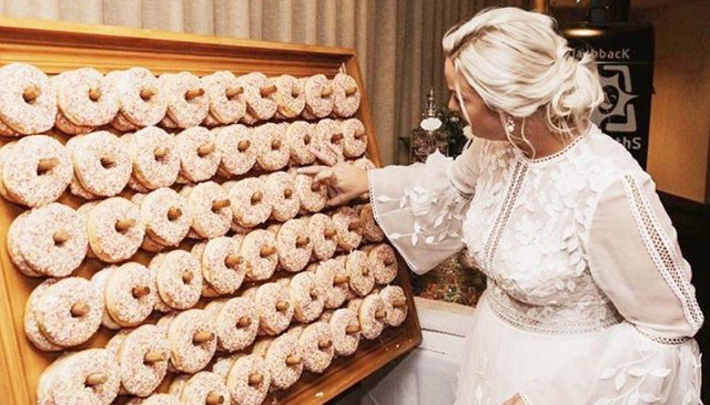 WeddingDonutWall1